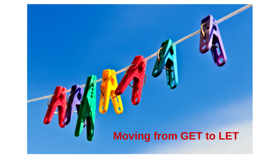 Moving from GET to LET