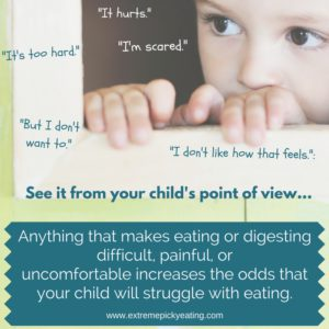 See it from your child's point of view...