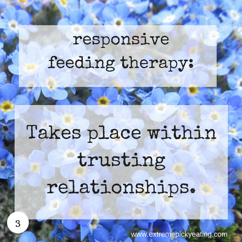 responsive feeding therapy is-