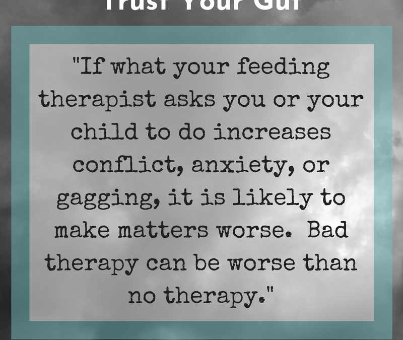 Find Your Fit: Your Family's Feeding Therapy Partner