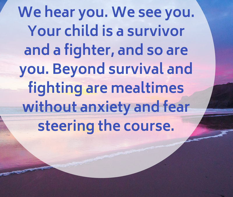 The Trauma Trap: Impact on Families and Feeding